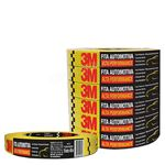 Fita Crepe Alta Performance Automotiva 18mm X 40m 3M (Caixa com 96 rolos)