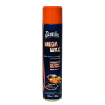Cera Cristalizadora Automotiva Mega Wax Spray 300ml Pérola