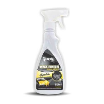 Brilho Rápido Finalizador Wax Finish 500ML Pérola